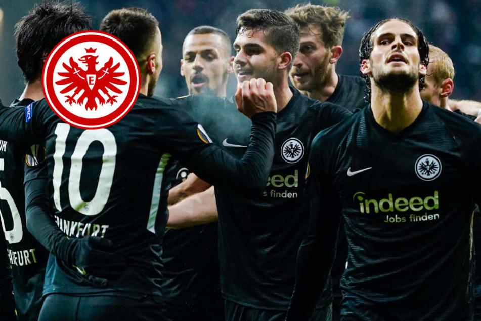 Heftiges Los: Eintracht trifft im Euro-League-Sechzehntelfinale auf RB Salzburg