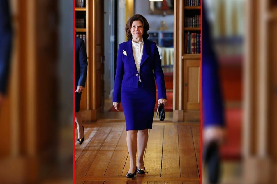 Die Pflege-Innovation aus Chemnitz hat Königin Silvia von Schweden (75) begeistert.