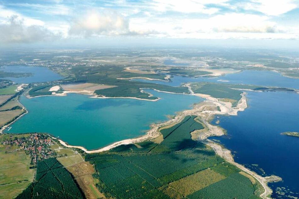 Das Lausitzer Seenland zwischen Sachsen und Brandenburg eignet sich definitiv für einen mehrtägigen Urlaub in der Region.