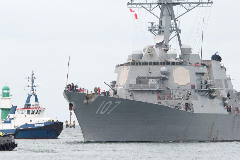 Nato-Mission: Kriegsschiffe machen in Rostock Halt