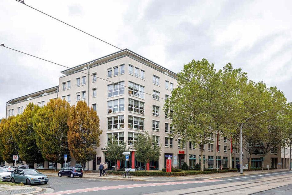 """Das """"Pro Seniore"""" an der Dürerstraße ist der Praxispartner des Neu-Pflegers."""