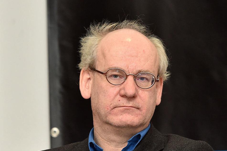 """Grünen-Chef Johannes Lichdi (53) hat die linken Faxen dicke. Polit-Partner Schollbachs Attacken findet er inzwischen """"unerträglich""""."""