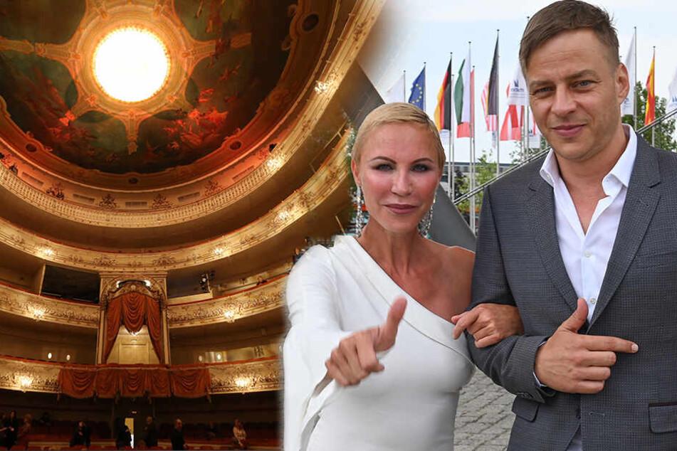 Dresden: Dresdner Opernball in St. Petersburg: Diese Stars aus Sachsen tanzen an der Newa an