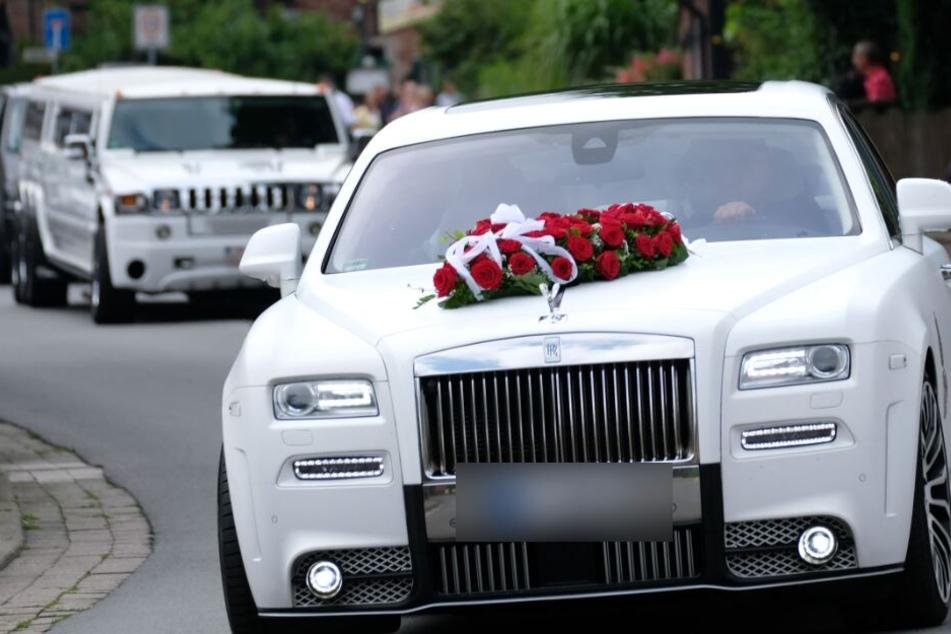 Schüsse bei Autokorso: Hochzeitsfeier läuft aus dem Ruder