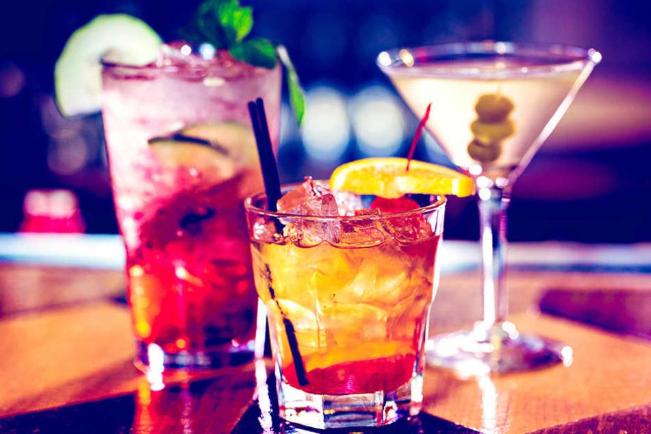 94,3 Prozent der Männer und 90 Prozent der Frauen trinken wenigstens gelegentlich Alkohol.