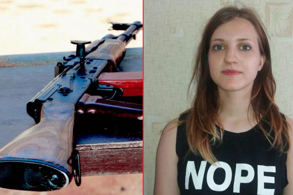 Nach Streit mit dem Freund: Frau geht zum Schießstand und tötet Ausbilder