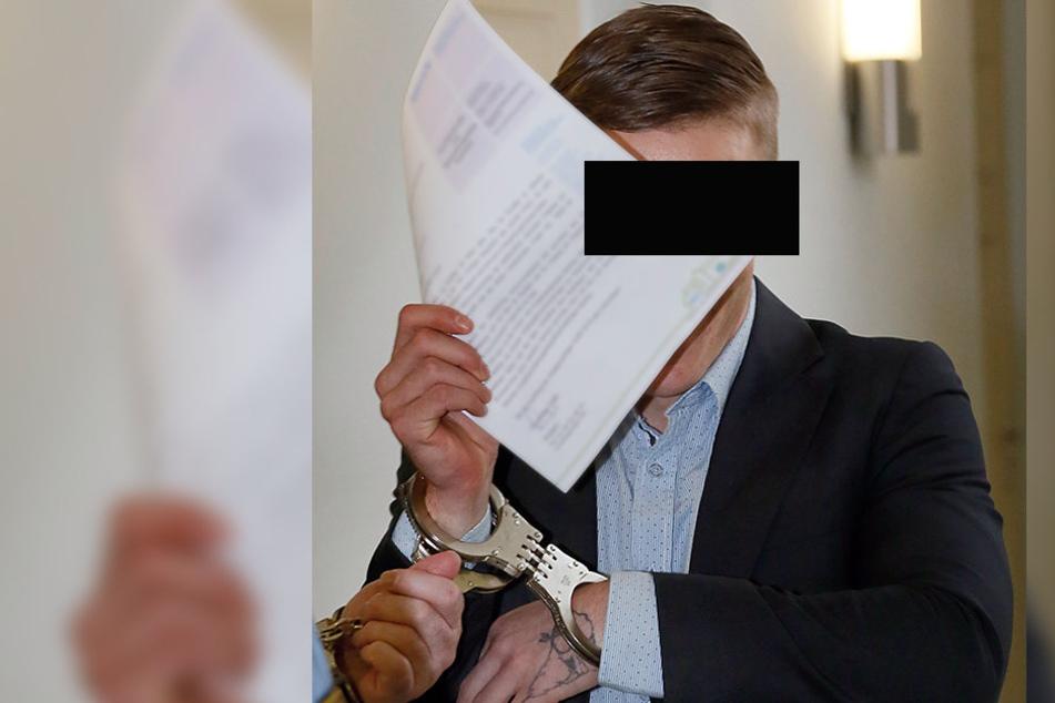 Der Prozess gegen Martin F. (21) beginnt am Mittwoch mit neuer  Gerichtsbesetzung.