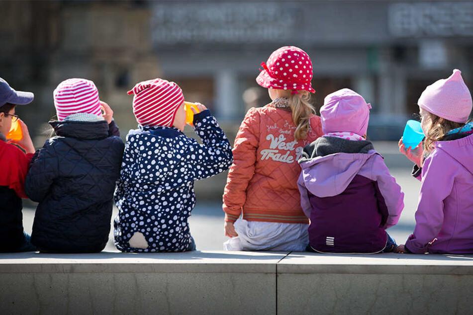 """Zusätzlich zu den kommunalen Kitas, werden jetzt in der ganzen Stadt """"Leipzig-Kitas"""" entstehen."""