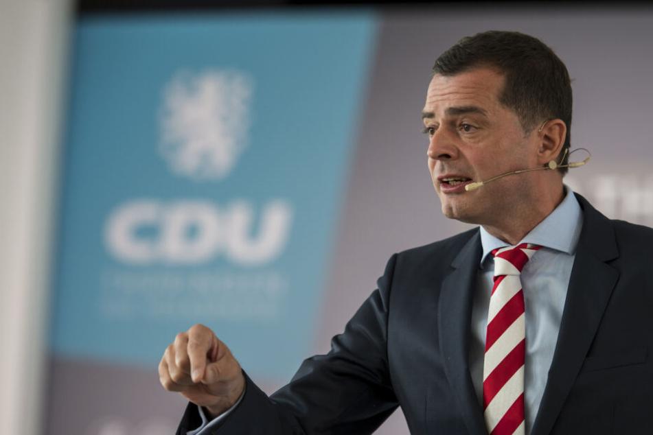 """""""Nummer zwei, der Kopfschuss erhält"""": CDU-Politiker Mohring bekommt Morddrohung"""