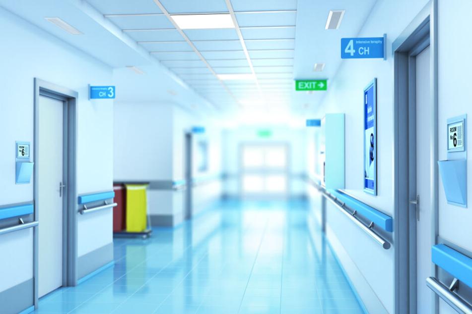 Dreiste Masche: Dieb schlägt mehrfach im Krankenhaus zu