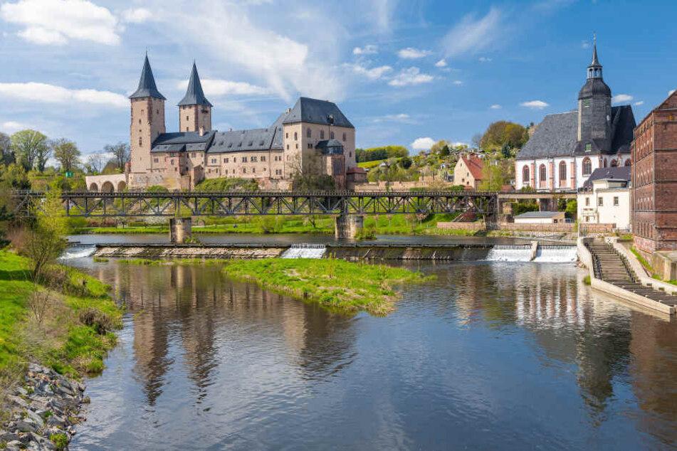 Das Schloss Rochlitz über der Zwickauer Mulde ist für Mittelalterfreunde immer einen Ausflug wert.