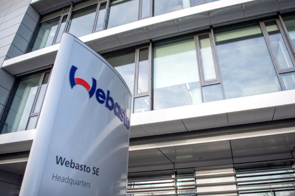 Die Webasto-Firmenzentrale in Stockdorf bleibt vorerst geschlossen.