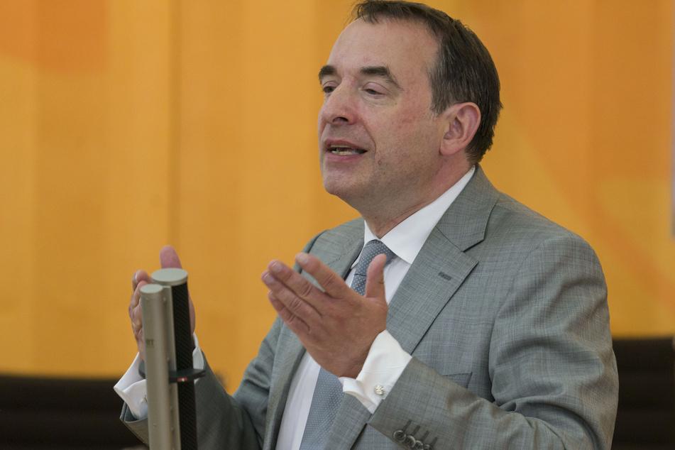 Alexander Lorz (CDU) ist der hessische Kultusminister.