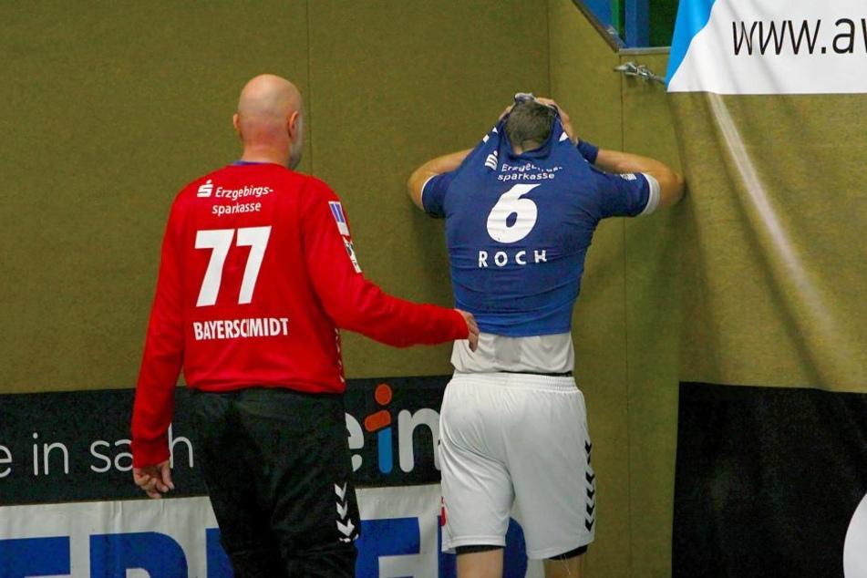 Auch gegen Nordhorn gab es nichts zu holen.