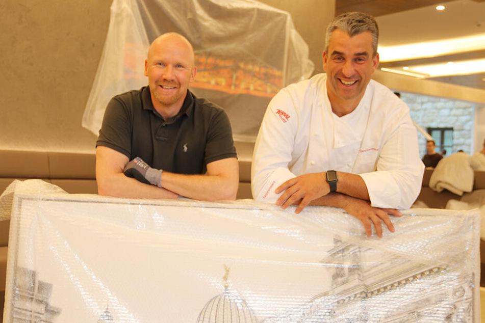 Neues Nobelrestaurant fertig: Kaste bricht die Zelte ab