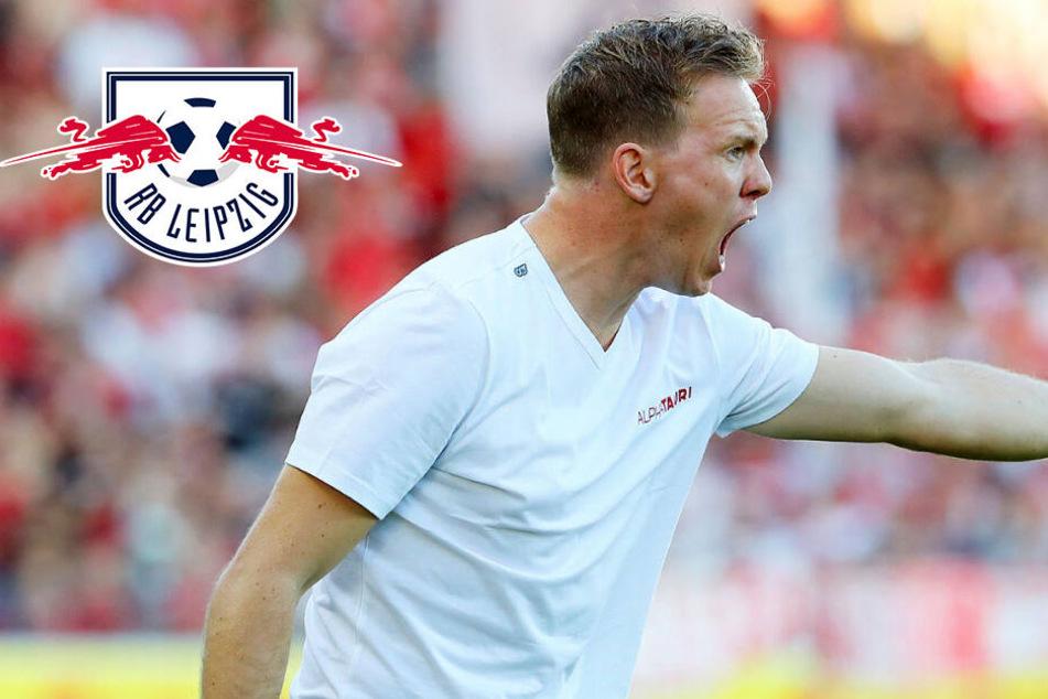 """RB Leipzigs Stimmung vor Pokalfight in Wolfsburg """"nicht super rosig"""""""