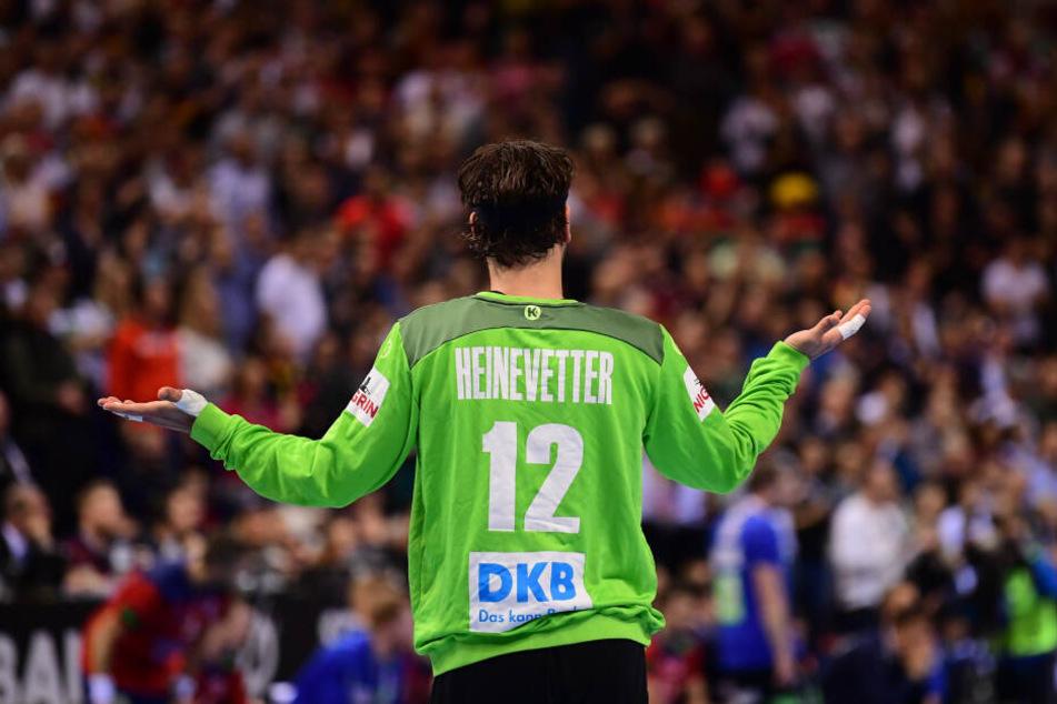 """SH12: Auch in der Nationalmannschaft gehörte """"Heine"""" zu den Fan-Lieblingen."""