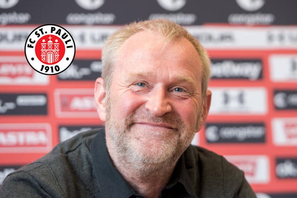 St. Pauli verlängert vorzeitig mit Stöver