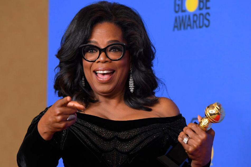 US-Talkmasterin Oprah Winfrey.