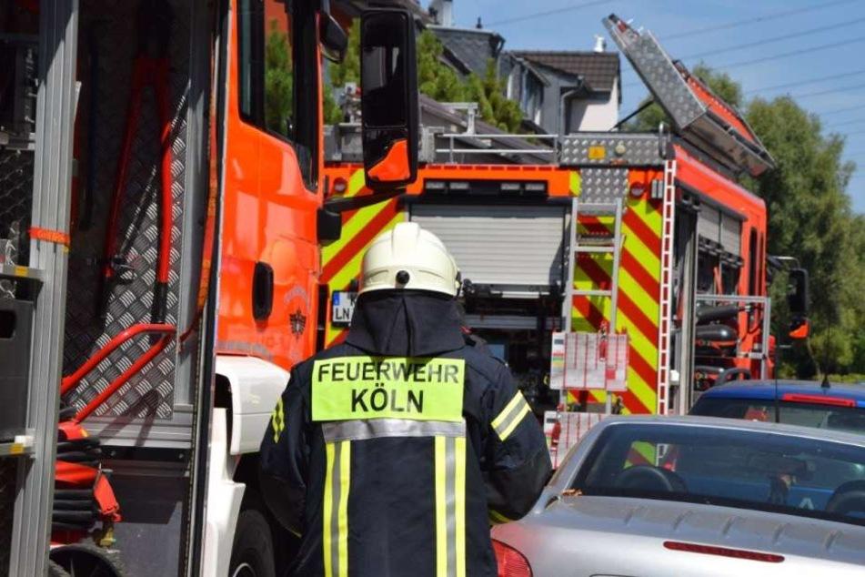 Einsätze Feuerwehr Köln