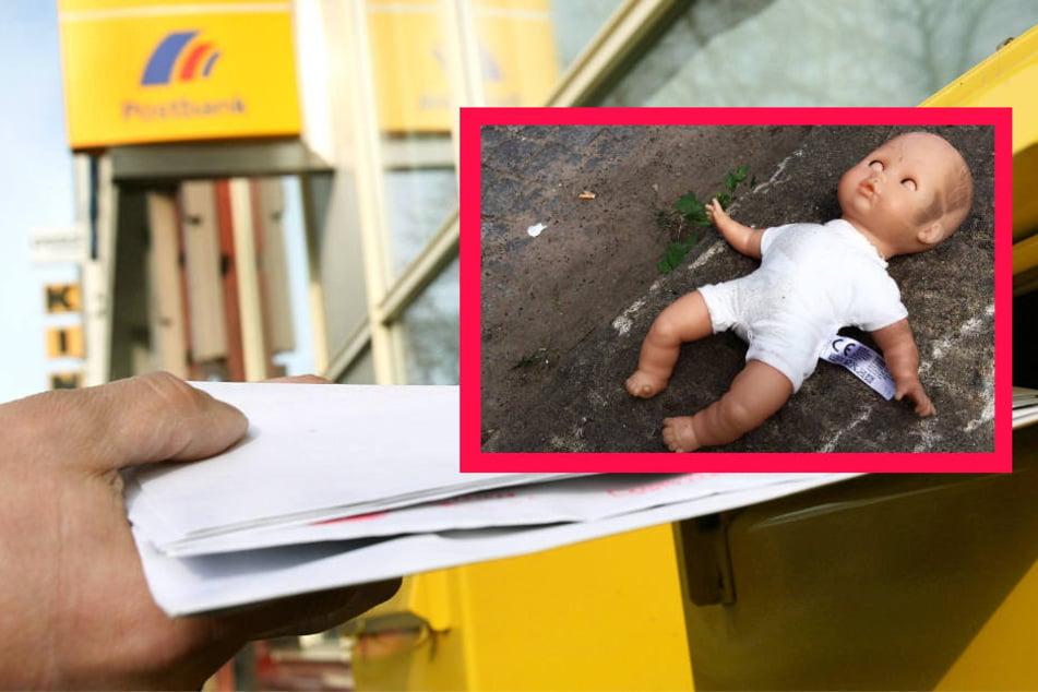 Der Kinderpornografie-Vorwurf erreicht die Betrugsopfer per Brief (Symbolbild).
