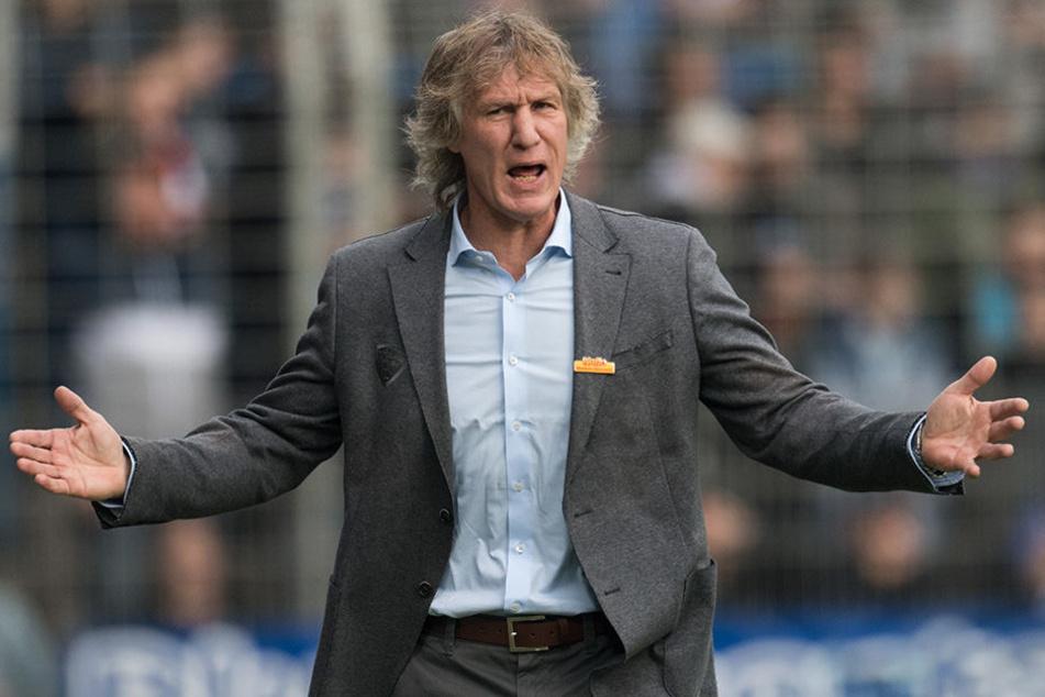 Gertjan Verbeek muss heute auf etliche Leistungsträger verzichten.