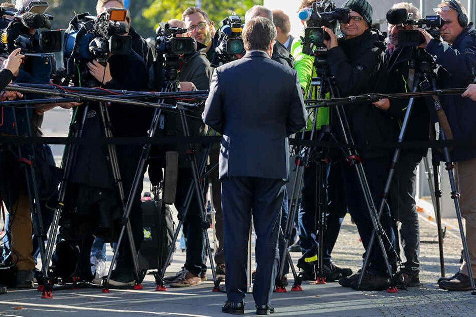 NRW-Ministerpräsident und CDU-Vize Armina Laschet ist zufrieden mit der Begrenzung der Zuwanderung.