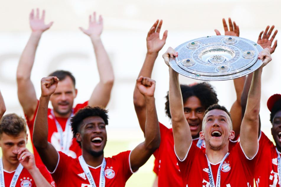 Ex-Bayern-Star vor Rückkehr in die Bundesliga? Zwei Klubs an Ivan Perisic dran!