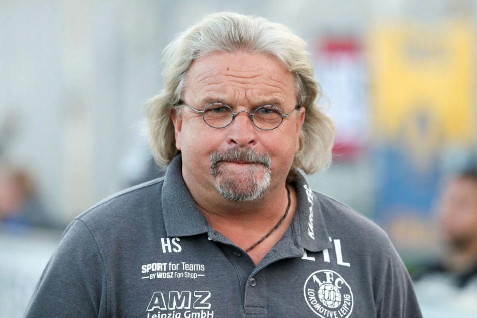 Heiko Scholz (52) und der 1. FC Lok trennen sich zum Jahresende.
