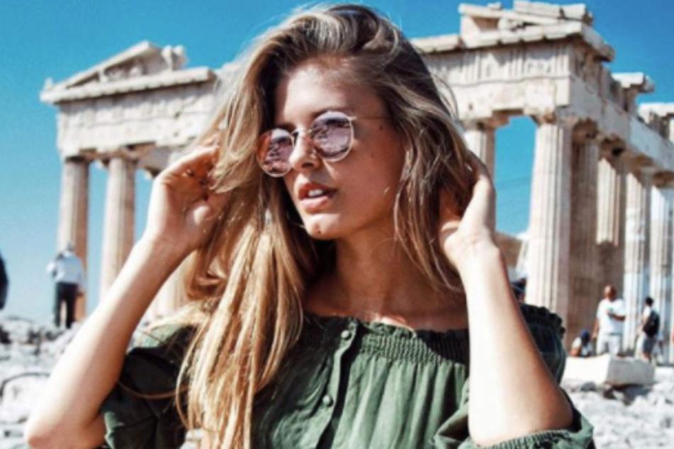 Für ihren Job reiste Amei schon nach Griechenland und Spanien.