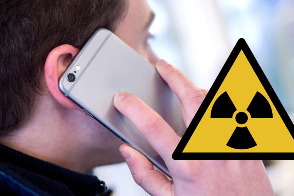 Bereist jetzt ist bekannt, dass sich die Körpertemperatur beim Telefonieren mit dem Handy am Ohr erhöhen kann! (Bildcollage)
