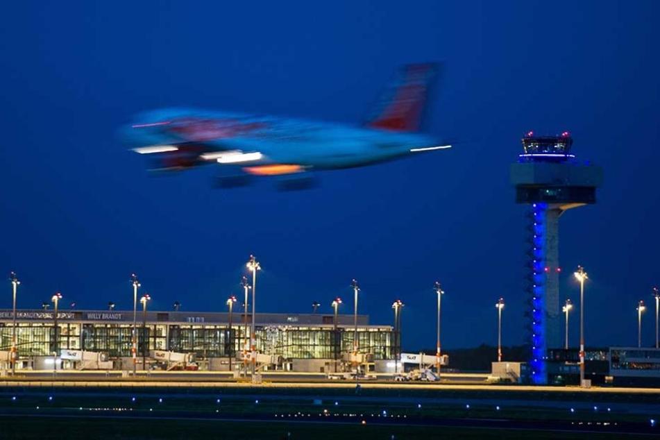 Bislang ist ein Nachtflugverbot für den BER zwischen 0 und 5 Uhr geplant.