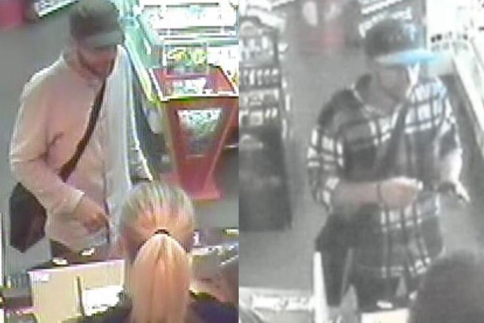 Er kaufte mit einer gestohlenen EC-Karte munter ein: Wer kennt diesen Betrüger?