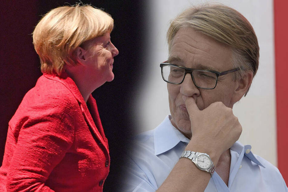 Linke-Chef fordert auf, Merkel zu stürzen!