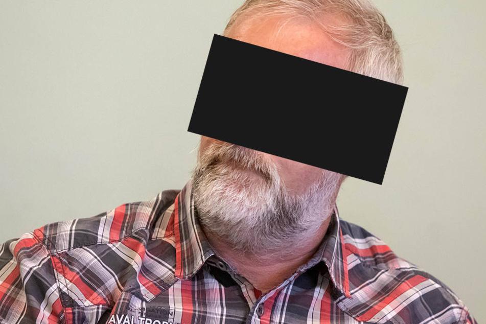 Der ehemalige Grundschullehrer Andreas W. (54) muss mehrere Jahre in den Knast.