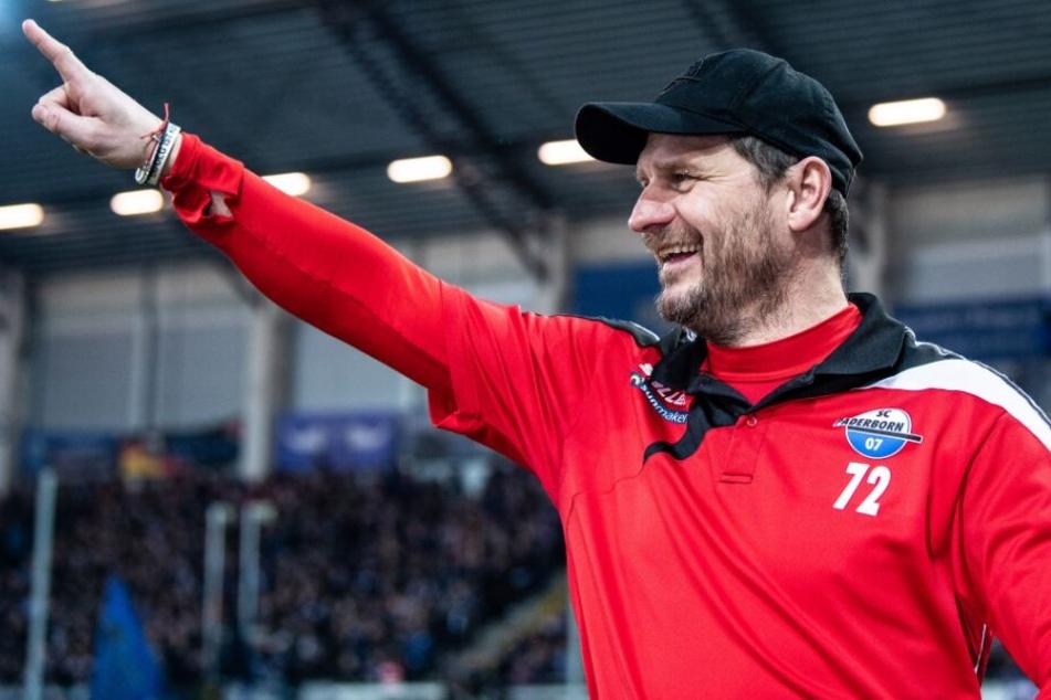 Die junge Baumgart-Elf überzeugte in dem Freundschaftsspiel gegen den FC Fortuna Schlangen.
