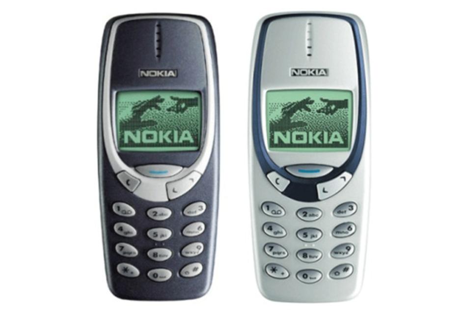 Fast jeder hatte damals eins: Das Nokia 3310.