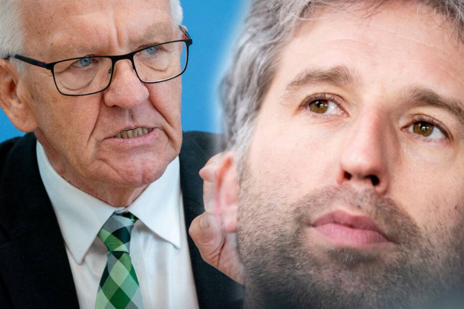 """MP Kretschmann über Palmer: """"Jede Partei braucht Querköpfe"""""""