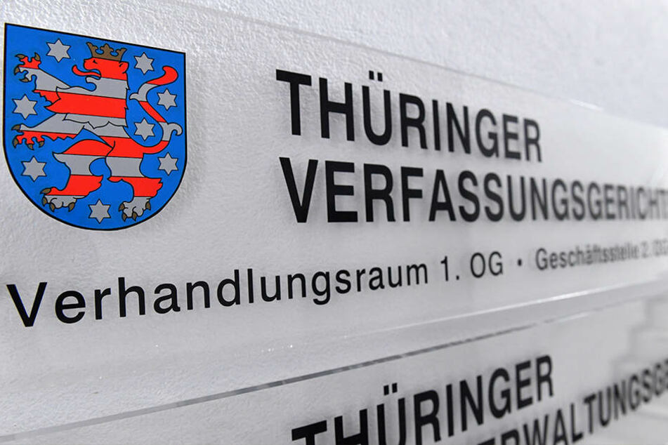 Das Thüringer Verfassungsgericht muss sich im Juni mit der Gebietsreform beschäftigen.