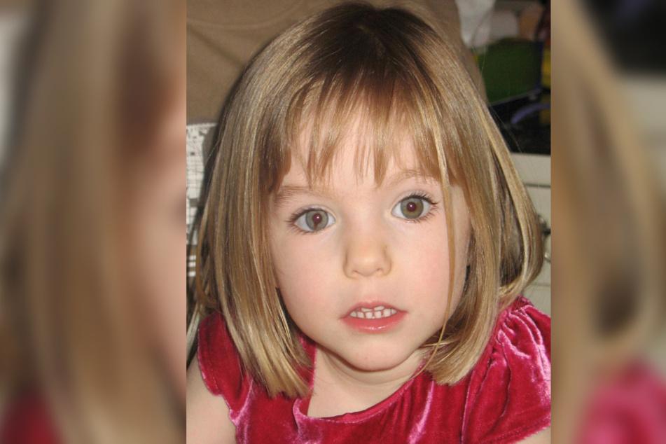 """Madeleine """"Maddie"""" McCann auf einem undatierten Kinderfoto vor ihrem Verschwinden 2007."""