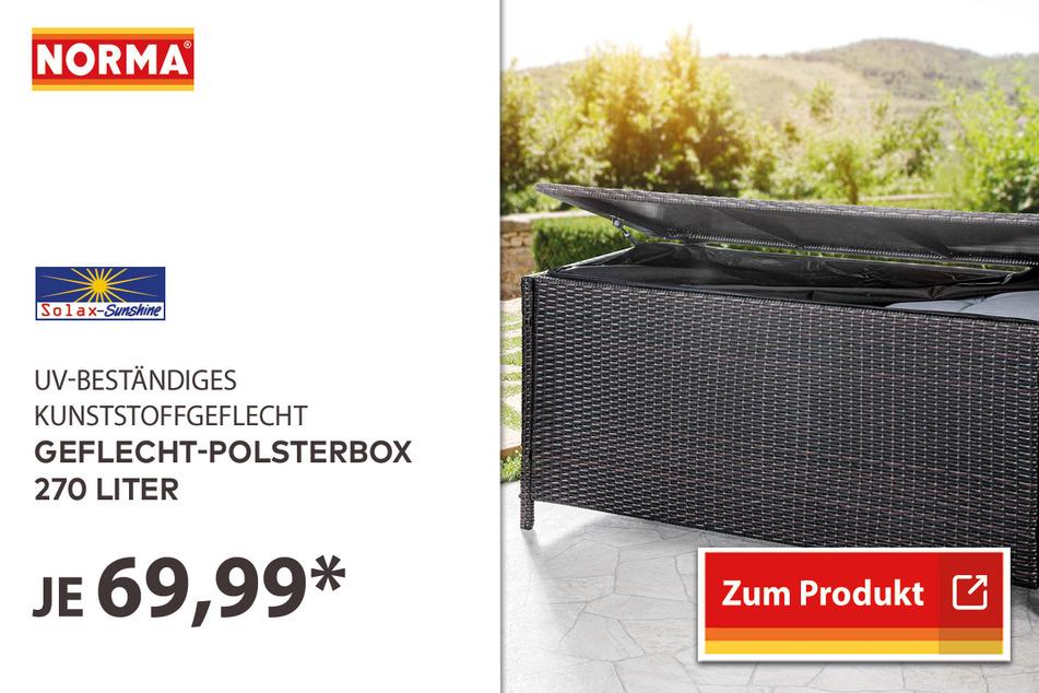 Geflecht-Polsterbox 270 für 69,99 Euro