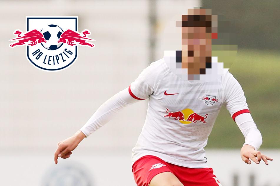Erst Debüt, nun weg! RB Leipzig verleiht Verteidiger ins Ausland