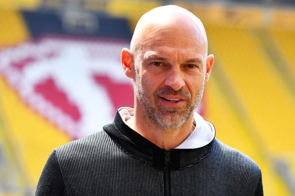 Wird Dynamo-Coach Alexander Schmidt (52) gegen seinen Namensvetter Erik (41) als Sieger vom Platz gehen?