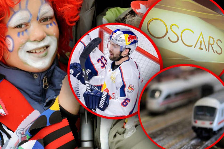 Kinderfasching, Eishockey oder Oscars im Kino? Dein Sonntag in München
