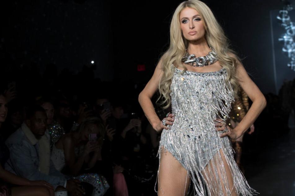 In dieser Woche besuchte It-Girl Paris Hilton (38) die Nachwuchs-Models.