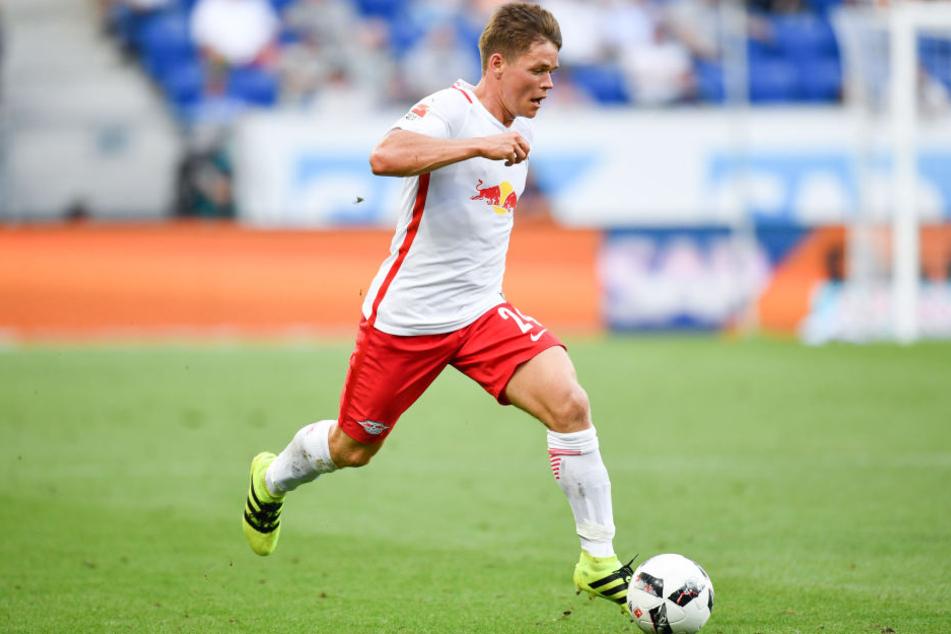 Ex-Kapitän Dominik Kaiser erzielte am 28. August 2016 beim 2:2 in Hoffenheim das erste Bundesliga-Tor in der Geschichte von RB Leipzig.