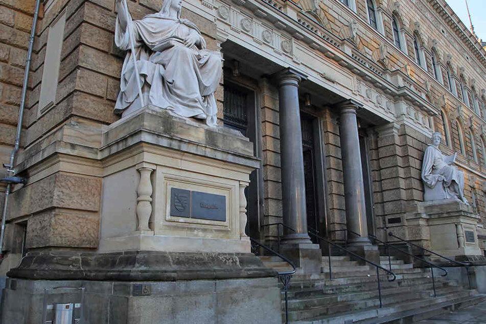 Der Prozess fand am Landgericht Dresden statt.
