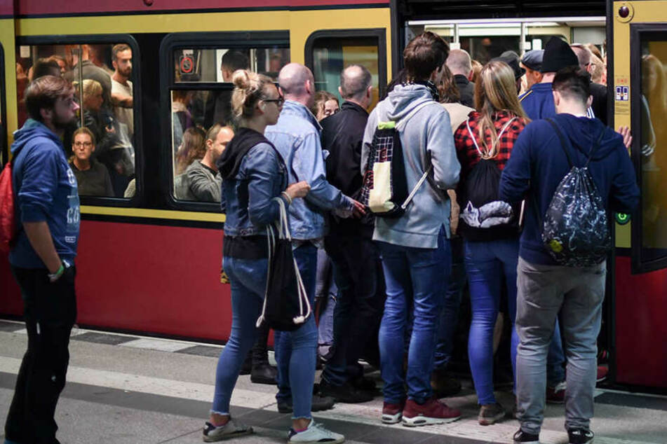 Am Donnerstagmorgen kommt es auf den Linien S3, S5, S7 und S75 zu Verspätungen und Ausfällen. (Symbolbild)