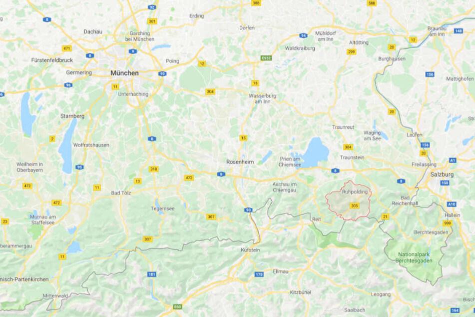 Der Biathlon-Weltcup in Ruhpolding in Bayern kann trotz der Wetterlage der letzten Tage stattfinden.