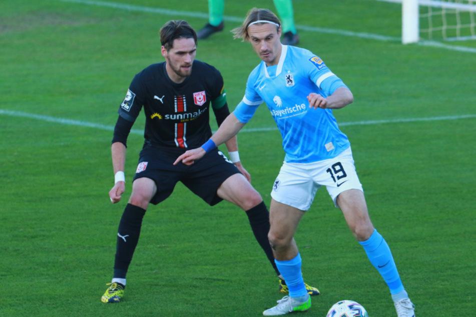 Martin Pusic (33) wird den TSV 1860 München wohl verlassen.